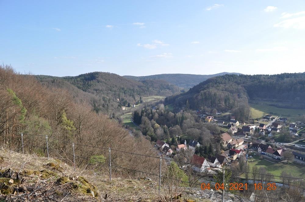 Artelshofen an Ostern 2021