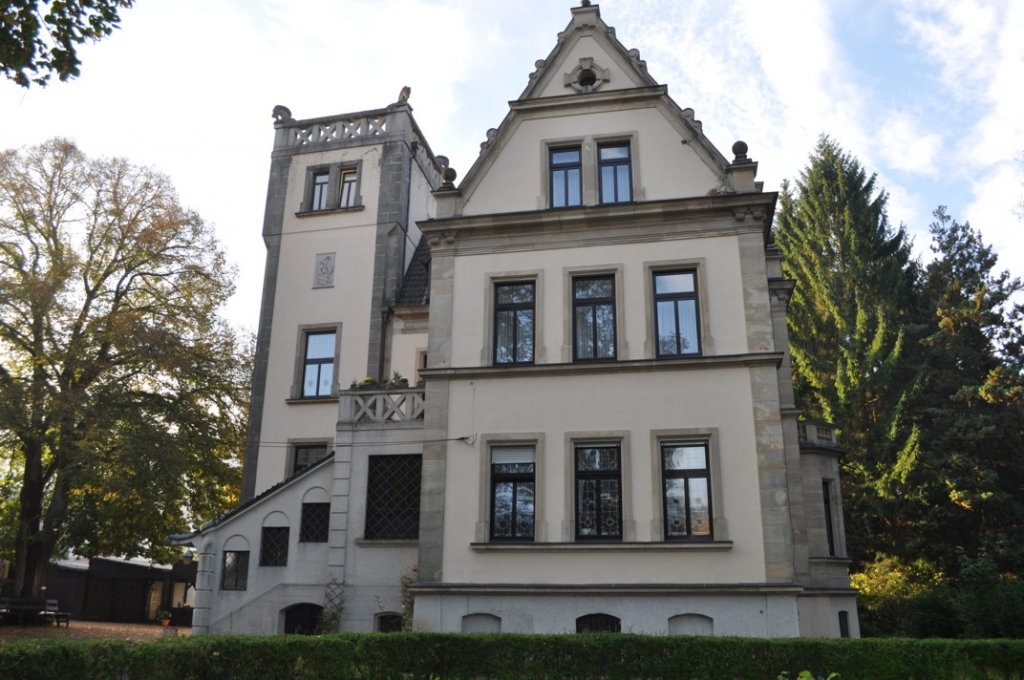 Schloss in Vorra